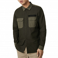 Oakley HYBRID UTILITY SHIRT LS Dark Brush
