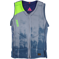 Jobe REV. COMP VEST WOMEN (ZIPPER) PINK
