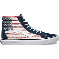 Vans SK8-HI REISSUE (Americana) dress blues