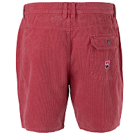 Billabong THE CORD SHORT WASHED RED