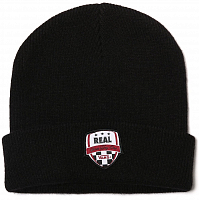 Vans REAL SKATEBOARD BEANIE BLACK