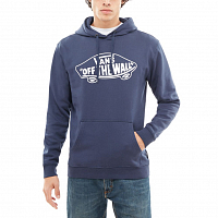 Vans OTW PULLOVER FLEECE DRESS BLUES-WHITE