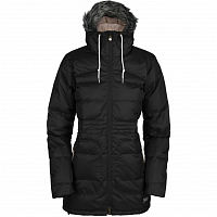 Bonfire Halifax Jacket BLACK/BLACK
