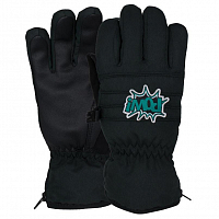 Pow GROM GLOVE BLACK