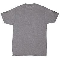 Nixon DECKER S/S TEE Dark Heather Gray