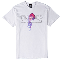 THRASHER ATLANTIC DRIFT T-SHIRT White