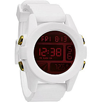 Nixon Unit WHITE/IRIDIUM