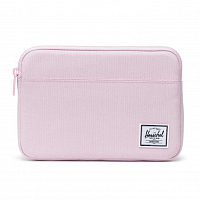 Herschel ANCHOR SLEEVE FOR MACBOOK Pink Lady Crosshatch