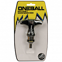 ONEBALL RATCHETING SCREWDRIVER FW17 ASSORTED