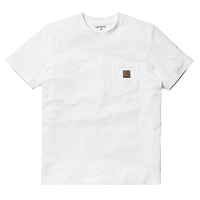 CARHARTT S/S POCKET T-SHIRT White