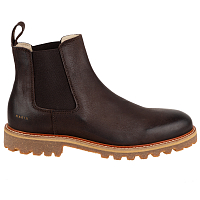 Makia District Boot BROWN