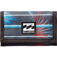 Billabong ATOM WALLET STRIPE