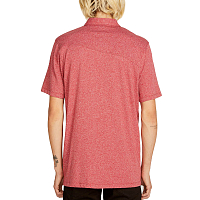 Volcom WOWZER POLO Burgundy