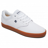 DC VISALIA M SHOE WHITE/NAVY