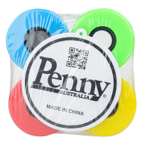Penny Wheels BLUE/GREEN/RED/YELLOW MULTI