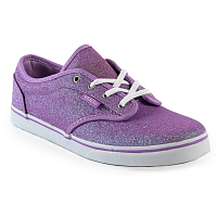 Vans ATWOOD LOW (Glitter) African Violet/Lilac Snow
