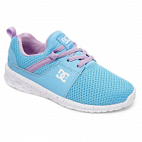 DC Heathrow SE G Shoe BLUE/WHITE