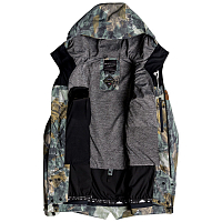 Quiksilver BLACK ALDER JK M SNJT GRAPE LEAF_TANENBAUM