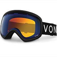 VonZipper SKYLAB Black Satin / Wildlife Low Light