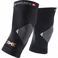 X-Bionic Biking OW Knee Warmer EVO BLACK/WHITE