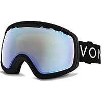 VonZipper FEENOM NLS Black Satin / Stellar Chrome