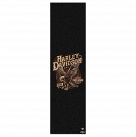 DARKSTAR FLIGHT HARLEY-DAVIDSON GRIP TAPE BLACK