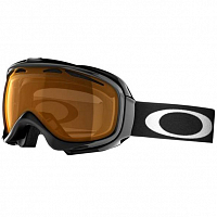 Oakley Elevate JET BLACK W/PERSIMMON