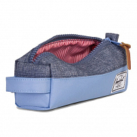 Herschel SETTLEMENT CASE Hydrangea/Dark Chambray Crosshatch