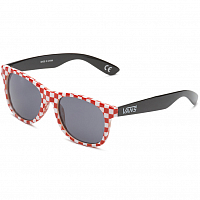 Vans SPICOLI 4 SHADES RED-WHITE CHECK-BLACK