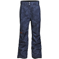 Planks GOOD TIMES INSULATED PANT MIDNIGHT PALM
