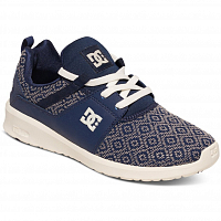 DC HEATHROW SE J SHOE NAVY