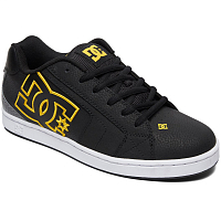 DC NET M SHOE BLACK/GOLD