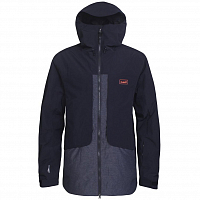 Planks TRACKER INSULATED JACKET BLACK