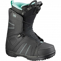 Salomon SCARLET QUICKLOCK BLACK