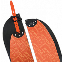 Voile SPLITBOARD SKINS WITH TAIL CLIPS ASSORTED