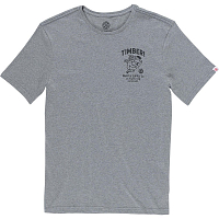 Element SUPPLY CO SS GREY HEATHER