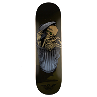 Powell Peralta GARBAGE CAN SKELLY Olive