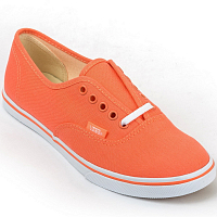 Vans Authentic Lo Pro fusion coral/true white