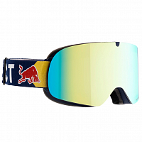 Spect RED BULL TRANXFORMER DARK BLUE/YELLOW SNOW, GREY WITH YELLOW MIRROR