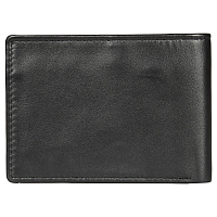 Billabong SPLIT LEATHER WALLET BLACK