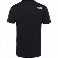 The North Face M S/S CEL EASY TEE TNF BLACK(JK3)