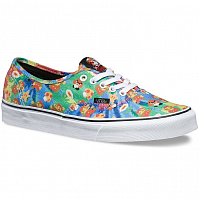Vans Authentic (Nintendo) Super Mario Bros/tie-dye