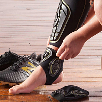 G-Form PRO-X ANKLE GUARD BLACK/YELLOW