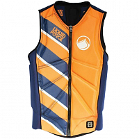 Liquid Force Z-CARDIGAN COMP NVY/ORANGE