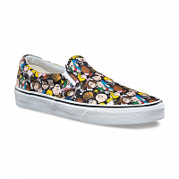 Vans UA CLASSIC SLIP-ON (Peanuts) The Gang/black