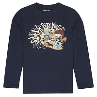 Billabong SLASHER TEE LS BOY NAVY
