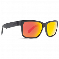 VonZipper FULTON BLACK SATIN/LUNAR CHROME