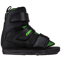 Jobe HOST WAKEBOARD BINDINGS BLACK
