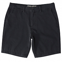 Billabong NEW ORDER X RIPSTOP BLACK