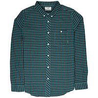 Billabong DOYLE FLANNEL LS SHI BLACK